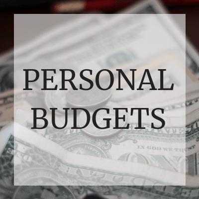 budget resources