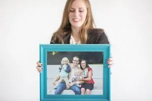 Crystalee Beck and Her Family