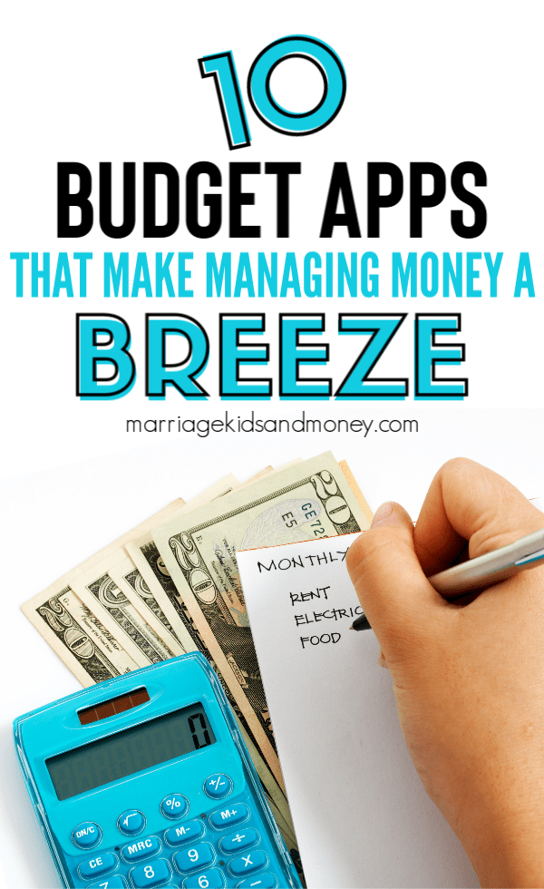 10 Budget Apps That Make Your Personal Finance Goals Easy