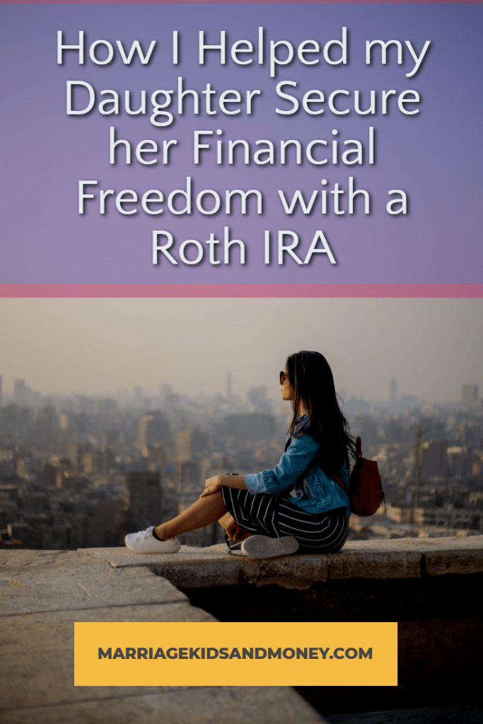 daughter financial freedom