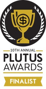 Plutus Awards Finalist for 10th Anniversary Podcast of the Year Award