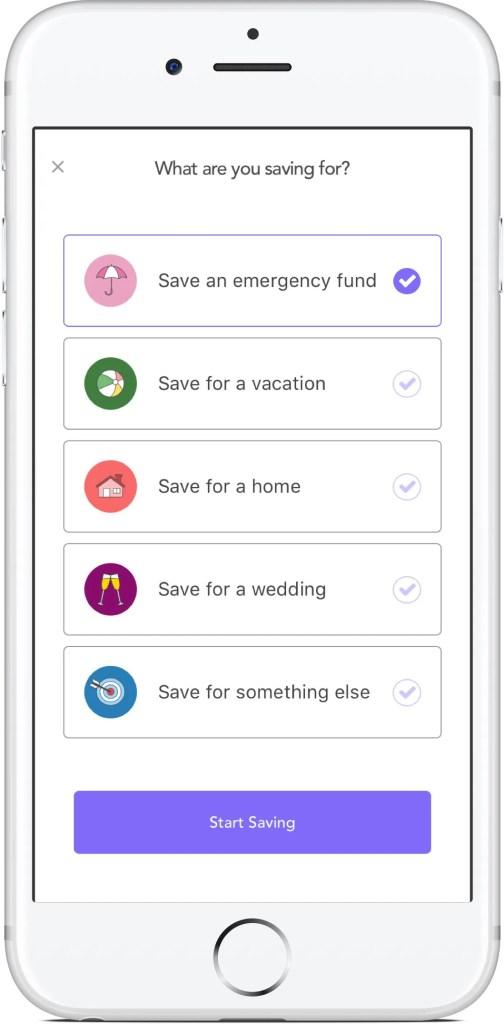 Honeyfi App Goal Feature