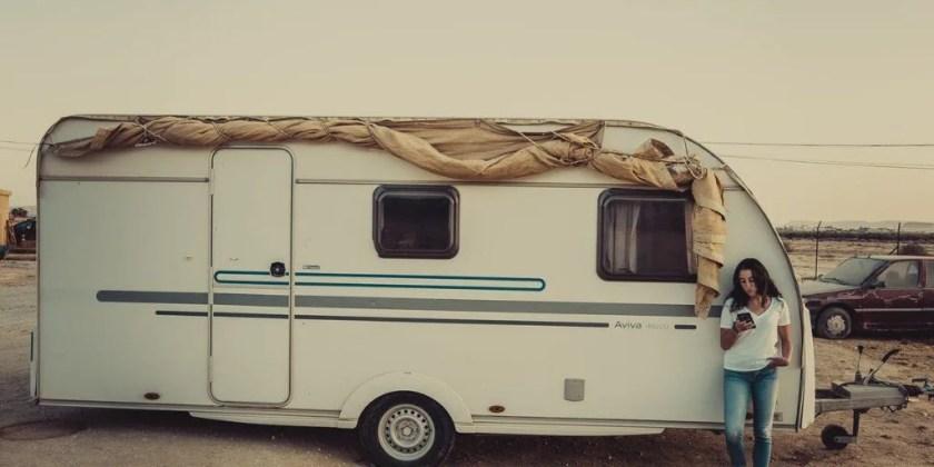tiny home living minimalism rv