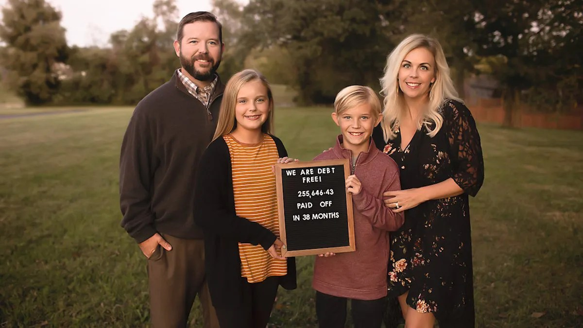How Our Kids Helped Us Pay Off $250,000 of Debt (Including our Mortgage) – with J'Neal McCoy