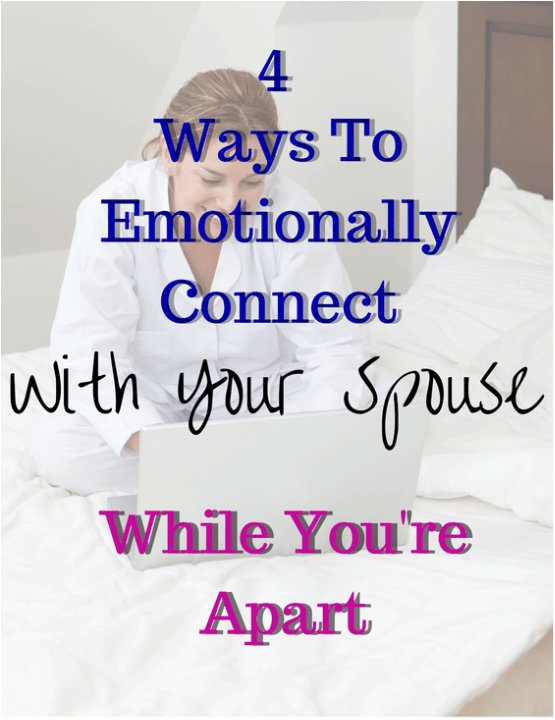 How To Emotionally Connect With My Wife