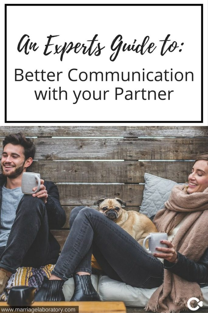 Better Communication with your Partner- tips you can start applying TODAY.