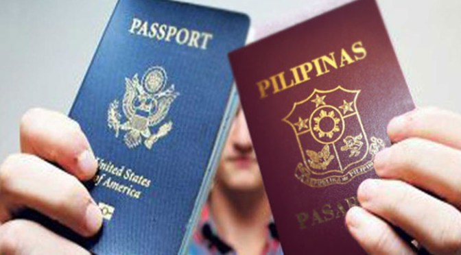 Becoming a Filipino Citizen – Again!