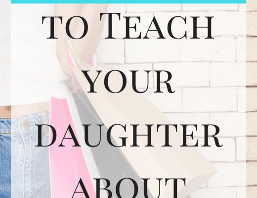 3 Scriptures to teach your daughter about Modesty