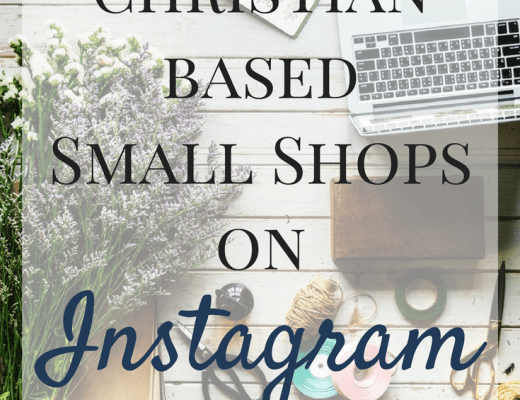 12 Christian Based Small Shops on Instagram to follow. #Christmasgifts #smallbusiness #Christianbasedgifts