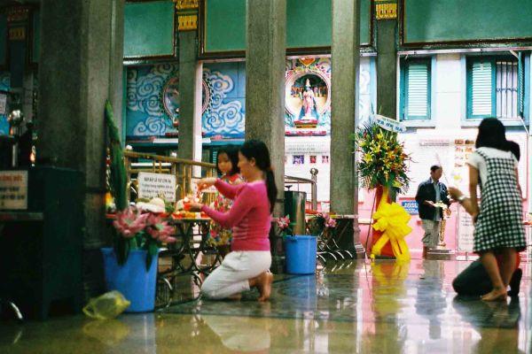 Mariamman Hindu Temple (Saigon)