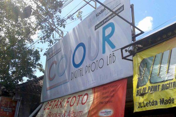 Develop Film In Bali – Color Digital Photo Lab