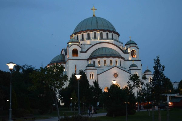 The Big Churches Of Belgrade, Serbia