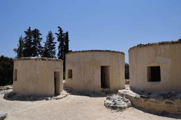 Choirokoitia Neolithic Site, Cyprus