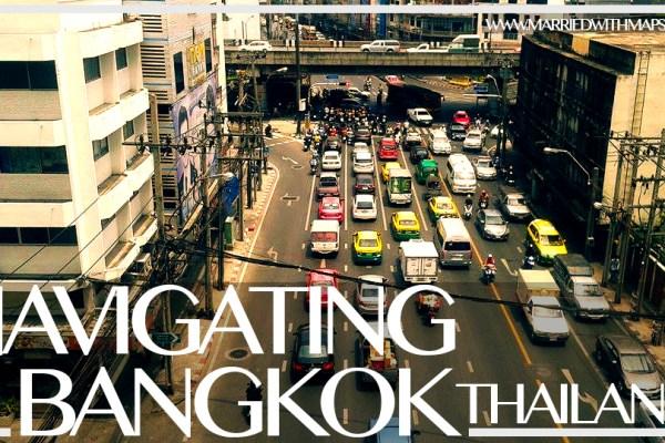Navigating Bangkok