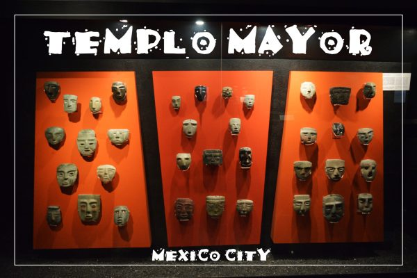 Templo Mayor – Tenochtitlan Ruins – Mexico City