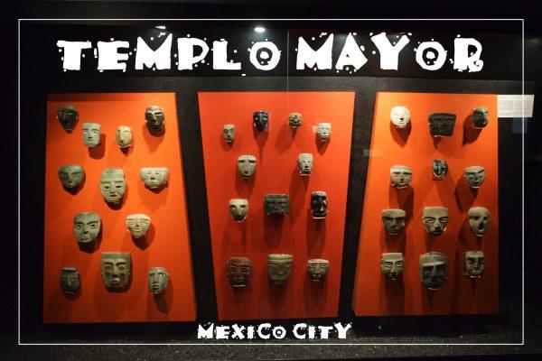 Templo Mayor – Tenochtitlan Ruins – Mexico City