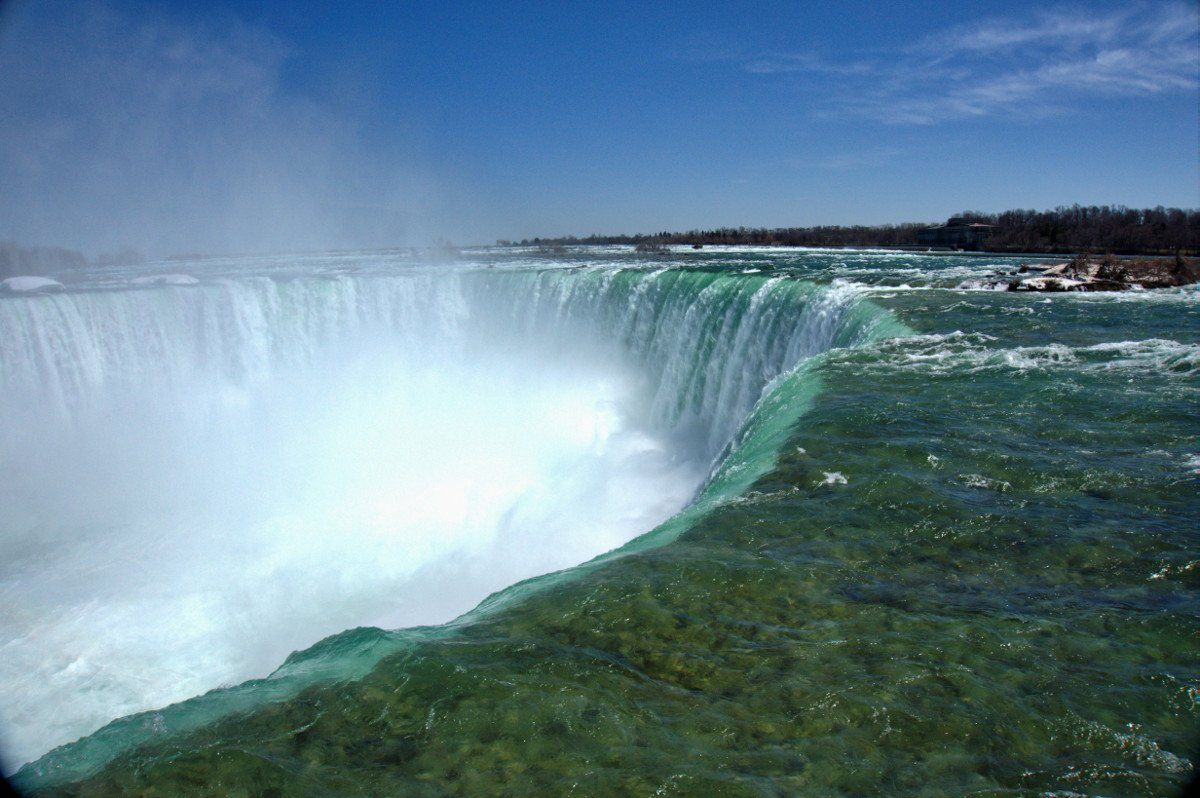 Fall Festival Wallpaper Where Does The Water Going Over Niagara Falls Come From Blog