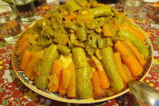 Receitas de comida árabe - A gastronomia árabe marroquina