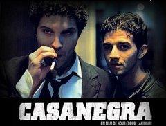 Poster do filme marroquino Casanegra
