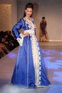 Roupa Kaftan de Marrocos