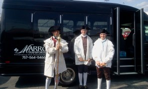 Historical Colonial Tour in Williamsburg, VA