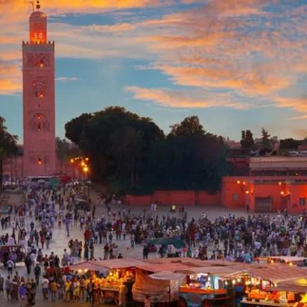 Ruta 15 días desde Casablanca - Ciudades imperiales y desierto