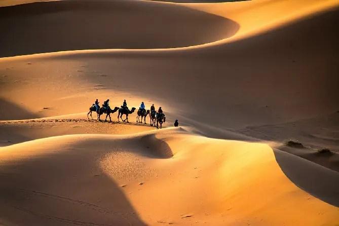 Ruta 6 días desde Nador al desierto de Merzouga