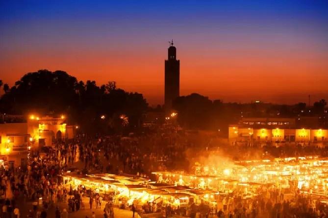 Ruta 13 días desde Casablanca tour Ciudades imperiales y desierto de Merzouga