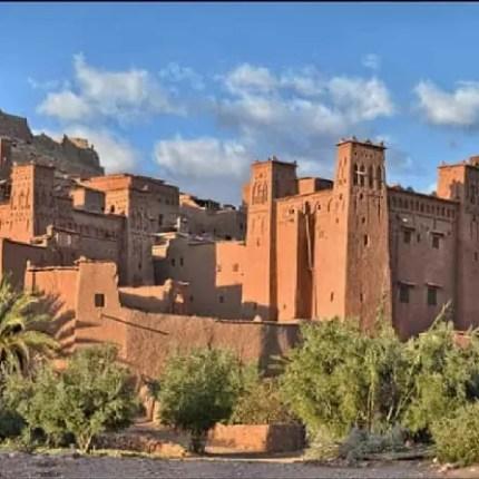 Ruta 4 días desde Agadir al desierto de Merzouga