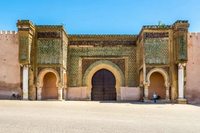 Ruta 10 días desde Tanger a Marrakech vía el desierto