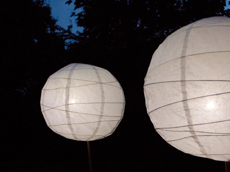 LEDs zum Leuchten bringen