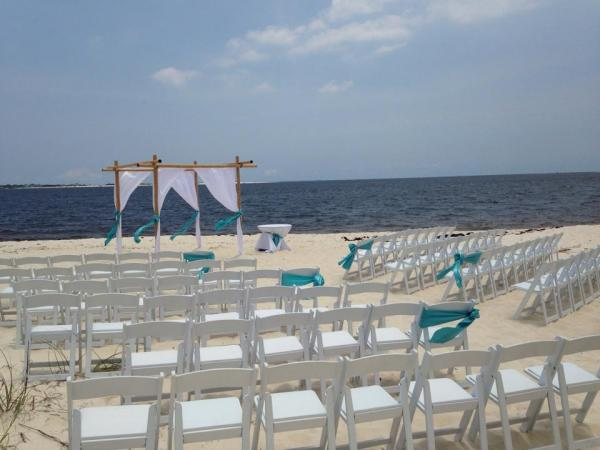 folding low beach chair chairs for the bamboo arbor, chuppah, chairs, resin marry me wedding rentals