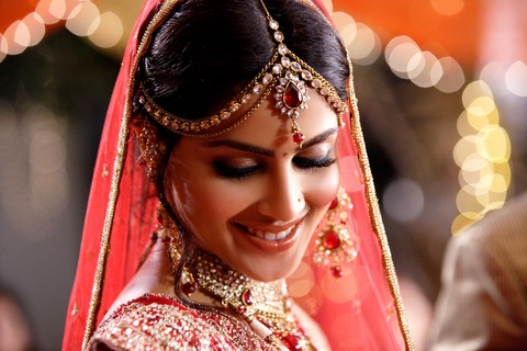 The Most Stunning Bollywood Reel Brides