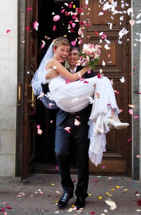 Russische Hochzeitsbruche