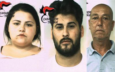 Rubano 84 confezioni di creme abbronzanti, tre arresti a Castelvetrano