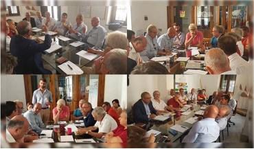Blue Sea Land 2018, riunione operativa al Distretto della Pesca