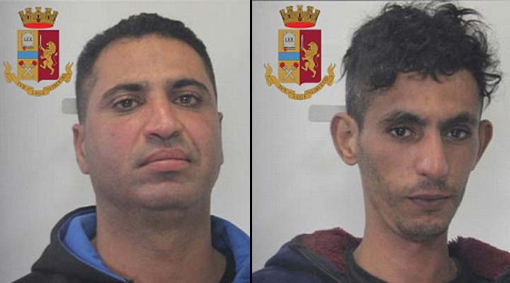 Arrestati due Tunisini presenti irregolarmente sul territorio nazionale