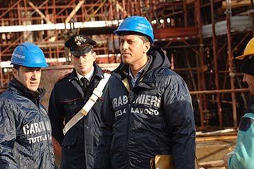 Contrasto al lavoro nero a Campobello, elevate sanzioni dai carabinieri per 25.000 euro