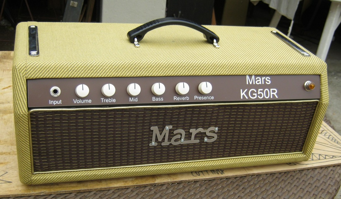 Mars KG50R head