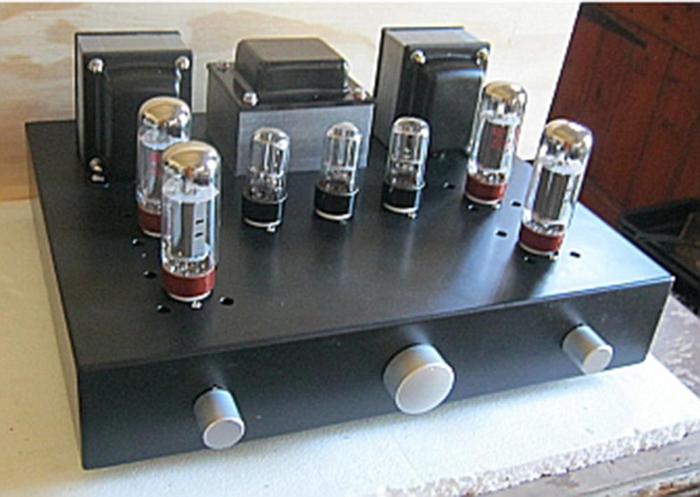 Mars Stereo 70 Tube Amplifier