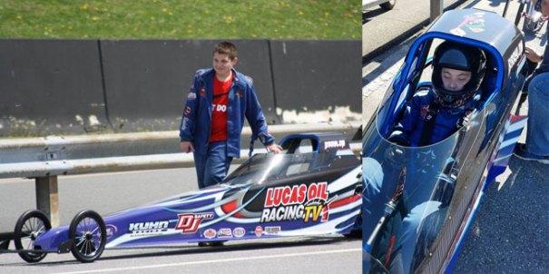 Summit Racing Junior Dragster Challenge