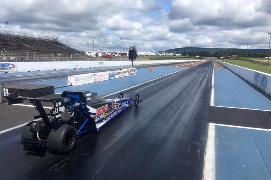 Kuhn Racing NHRA Junior Dragster 2017