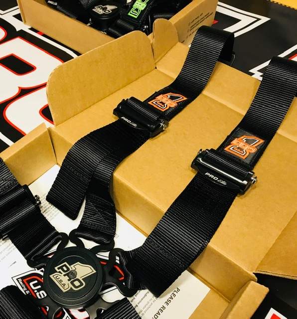 Pro 1 Safety Junior Dragster Harness