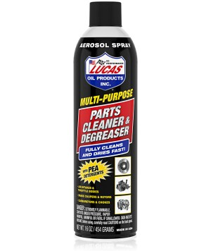 Lucas Oil Parts Cleaner