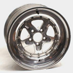 """Keizer Full House 15"""" wheel"""