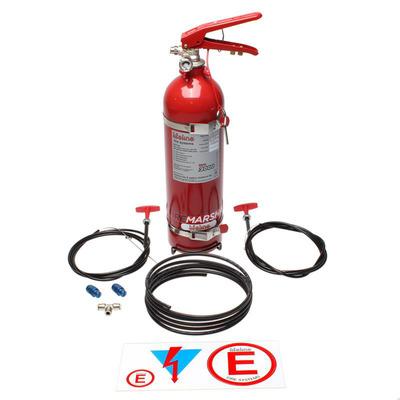 Lifeline Zero 2000 Club Fire Marshall Fire System