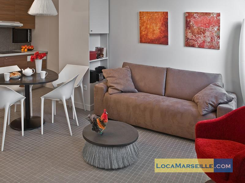 pictures of furnished living rooms country theme room apartment in marseille 2 near perier