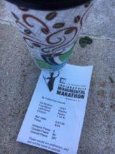 monumental 5K finish