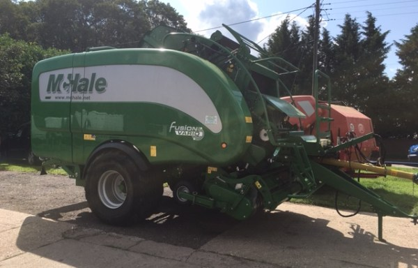 McHale – Fusion Vario Used – *SOLD*
