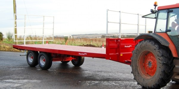Bale Trailer | BC/28ft-14ton